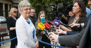 Minister for Children Katherine Zappone said politicians had struggled for decades  to come up with an equitable way to make childcare more affordable. Photograph:  Collins