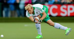 Ireland's Conor Harte will win his 200th cap on Thursday. Photograph: James Crombie/Inpho