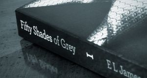 In a charity shop near you: Fifty Shades of Grey by EL James