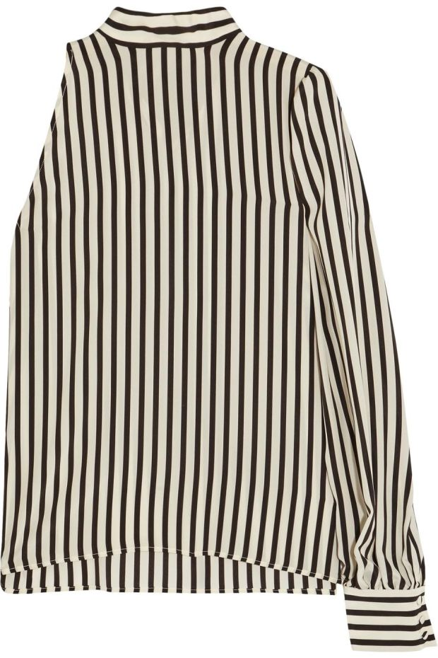 One shoulder top, €455, MGSM, Netaporter
