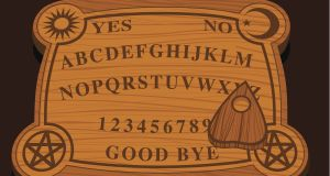 'Is anybody there?' - the ouija board