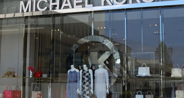 4860bcdc892a Michael Kors slumps on weak forecast with plans to shut over 100 stores
