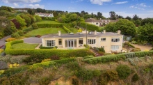 Drone footage of Howth property, Cobblers Bank