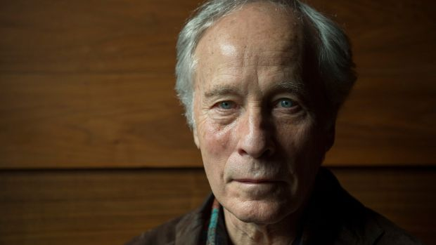 "Richard Ford photographed in Brooks Hotel, Dublin. ""I'm finding out that old is not bad, it's good. I sleep better. I'm happier."" Photograph: Brenda Fitzsimons"
