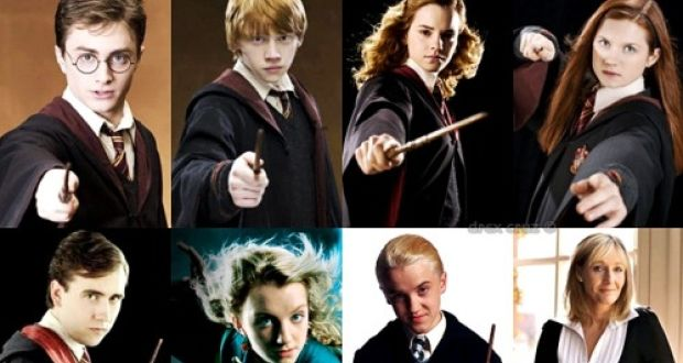 the harry potter big seven where are they now