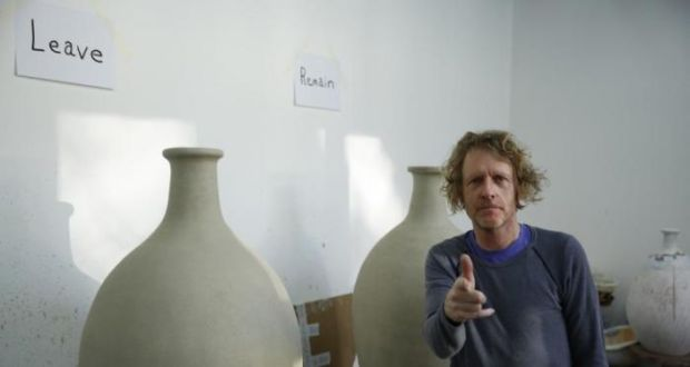 Grayson Perry Tries To Heal Britains Great Divide With Matching Vases