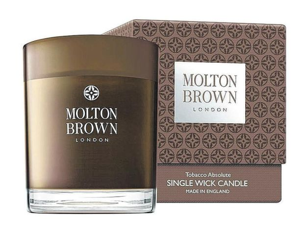 Molton Brown Tobacco Absolute Single Wick Candle (€49)