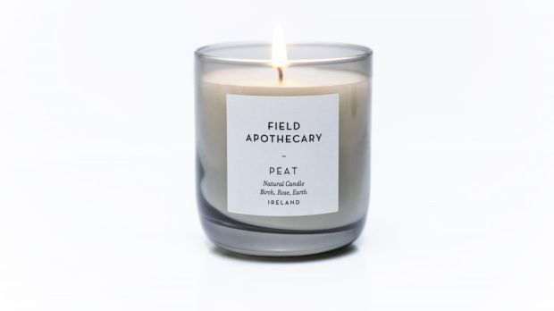Field Apothecary Peat Natural Candle (€35)