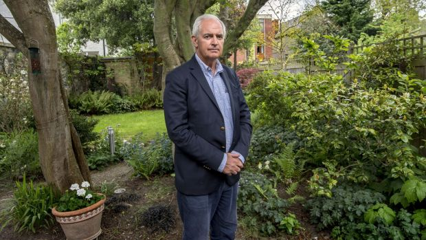 Former National Maternity Hospital (NMH) master Peter Boylan took aim at what he regarded as the threat of Catholic Church influence being exerted through religious ownership of the new NMH. Photograph: Brenda Fitzsimons