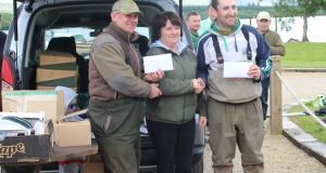 Sean and Darren Maguire won the Mayfly Challenge Pairs Competition, hosted by the Irish Disabled Fly Fishing Association (IDFFA)  on Lough Erne.
