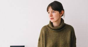 Sally Rooney: The debut novelist delivers a dynamic tale about the messy, overlapping relationships between four captivating characters. Photograph: Jonny Davies