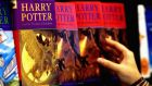 The strange thing about the Harry Potter books is that Harry is, by far, the least interesting character in them. Photograph:  Graeme Robertson/Getty Images