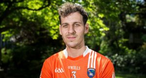 Jamie Clarke: opted out for the entire 2016 season but re-established himself during Armagh's league run this year. Photograph: Gary Carr/Inpho