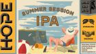 A summer state of mind: Hope Beer's Summer Session IPA