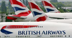 BA had to cancel all flights from London's Heathrow and Gatwick airports last Saturday