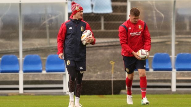 Warburton to lead Lions in New Zealand tour opener