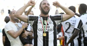 Gonzalo Higuain could have a big part to play as Juventus attempt to beat Real Madrid and win the Champions League. Photo: Pierpaolo Piciucco/Action Plus via Getty Images