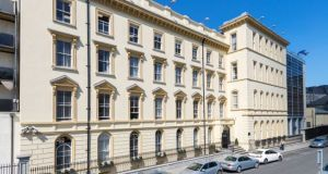 Adelaide Chambers in Dublin: The 18th-century office building and modern extension is on sale for €8 million.