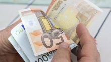 For the year to date income tax remains just over €200m   behind target. Photograph: iStock