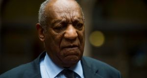 Cosby: Fall of an American Icon Monday, BBC Two. Photograph: Nate Smallwood/AP