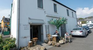 The whiteRoom cafe, Castletownbere, Co Cork. Photograph:  Michael Mac Sweeney/Provision