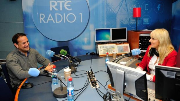 Leo Varadkar's victory: Fine Gael's new leader with Miriam O'Callaghan on RTÉ Radio 1, where he publicly came out as gay