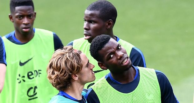 Bad News For United Griezmann Says He S Going Nowhere