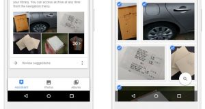 The new archive feature allows you to remove images from photo stream without having to delete them