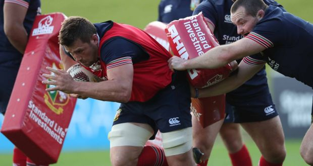 CJ Stander ready to make Lions bow ahead of schedule