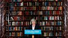Britain's prime minster and Conservative Party leader Theresa May gives a campaign speech in  London on Sunday. If politics is to stay serious, more is required of May. Photograph: Odd Andersen/AFP/Getty Images