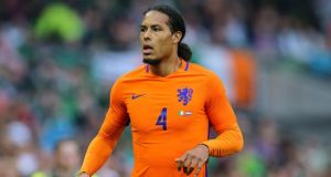 Southampton have asked the Premier League to investigate Liverpool's approach for centre-half Virgil Van Dijk. Photograph: Gary Carr/Inpho