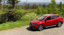 Our Test Drive: the Suzuki SX4 S-Cross