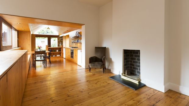 Livingroom at 4 Richmond Place, Rathmines