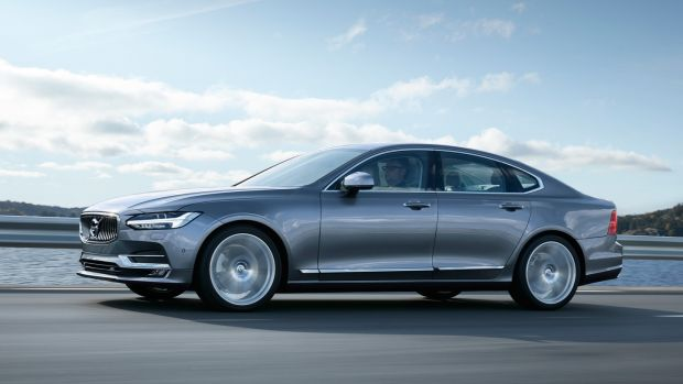 Volvo S90 (picture) and V90: Volvo has upped its game with these two models and is now fully capable of challenging the German giants
