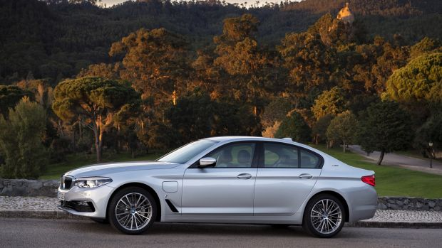BMW 5 Series: a bit of a disappointment if we're being honest. The new Five's styling, inside and out, is too similar to that of the outgoing model, and its performance also feels a little flat