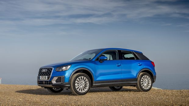 Audi Q2: Pricey but gorgeous