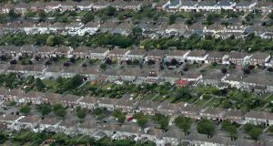 Policies reflect an underlying obsession within Irish housing and economic policy of pursuing, despite the evidence, the financialisation of housing. Photograph: Frank Miller