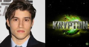Cameron Cuffe will star as Superman's grandfather in Krypton