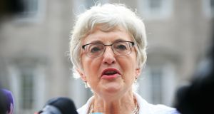 Minister for Children Katherine Zappone. Photograph: Gareth Chaney/Collins