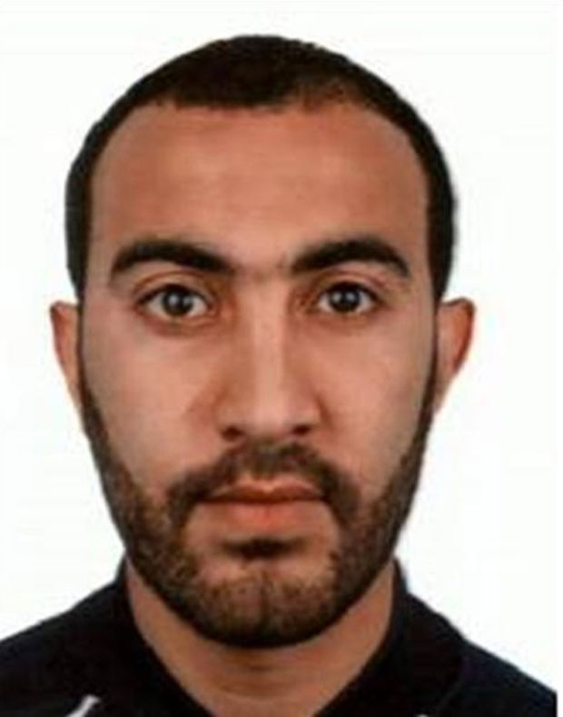 Rachid Redouane was one of the men shot dead by police following terrorist attack in London on the 3rd of June 2017. Photograph: Metropolitan Police Handout