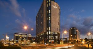 The four-star Clayton Hotel in Cardiff with 216 bedrooms: the Welsh hotel will be let to Dalata for a 35-year term