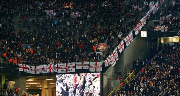 FA issues first ever lifetime bans after fans make Nazi salutes