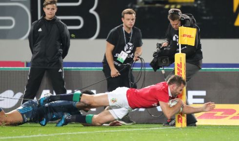 British Lions vs Blues: five things we learned