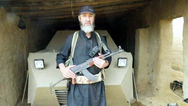 Khalid Kelly was involved in a failed suicide bombing mission for Isis in Iraq in 2016