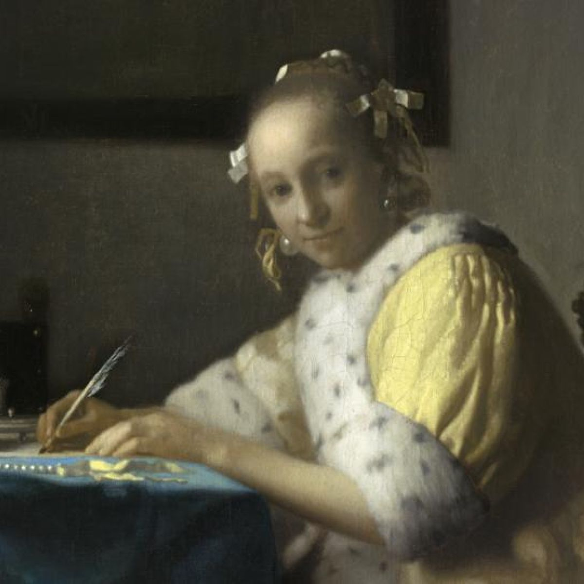Forget the romance: Vermeer was a modern artist