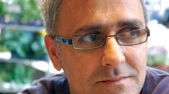 Daljit Nagra was the first poet to win the Forward Prize for both his first collection of poetry and its title poem