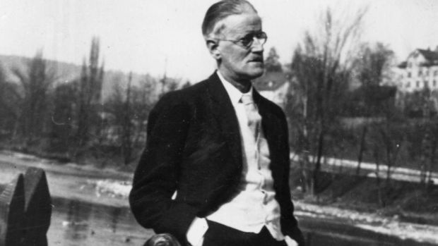 "James Joyce - It is said he wrote Finnegans Wake to ""keep the critics busy for 300 years"". It's keeping mathematicians busy too. Photograph: Hulton Getty"
