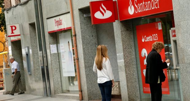 Santander Buys Troubled Banco Popular For 1