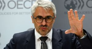 "Pascal Saint-Amans, director of the OECD centre for tax policy and administration, said the deal would ""kill treaty shopping"". Photograph: AFP"