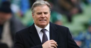 "World Rugby CEO Brett Gosper endorsed the  programme currently being pilot in Australia. As part of the programme, it will be a violation to use gender-based terms like ""playing like a girl"" Photograph: Billy Stickland/Inpho"